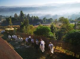 Gondar Backpackers, Gonder