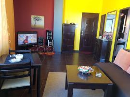 studio équipé avec terrasse, Cheraga