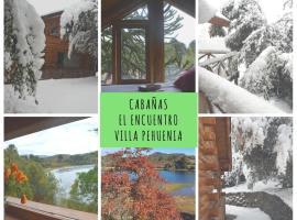 Cabañas El Encuentro, Villa Pehuenia