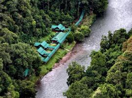 Ulu Ulu Resort, Kampong Batang Duri