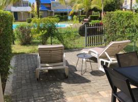 Résidence avec piscine & tennis, Grande Baie