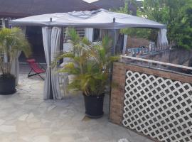 Holiday home Sainte-Anne, Martinique, Sainte-Anne