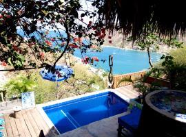 Hostal Casa Horizonte, Taganga