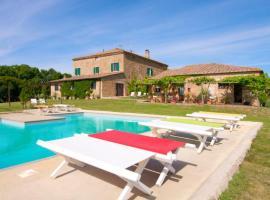 Monticchiello Villa Sleeps 12 Pool Air Con WiFi, Monticchiello