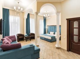 Boomerang Baron Suites, Odessa