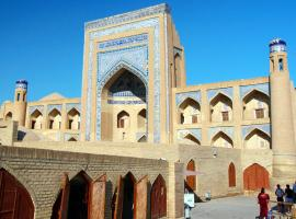 Allah Kuli Khan Hotel, Khiva