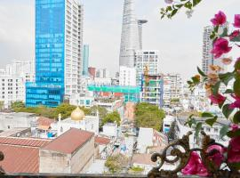 Jasmine window, Ho Chi Minh