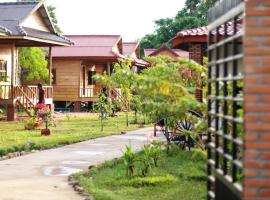 The Hidden Oasis Bungalows, Kampot