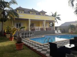 Villa La Créole avec piscine chauffée, Saint-Pierre