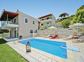Aselinos Villa Sleeps 4 Air Con WiFi, Troulos