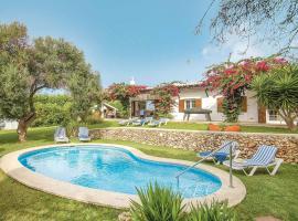 Binibequer Vell Villa Sleeps 8 Air Con WiFi, Binibeca