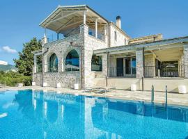 Syvota Villa Sleeps 8 Air Con WiFi, Syvota