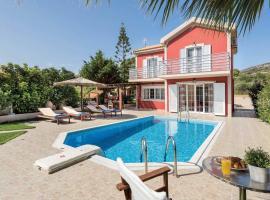 Skala Villa Sleeps 4 Air Con WiFi, Skála Kefalonias