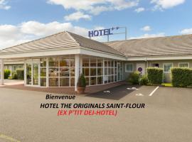 Hotel The Originals Saint-Flour (ex P'tit-Dej Hotel), Saint-Flour