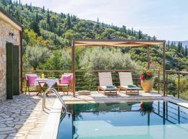 Spanochori Villa Sleeps 2 Air Con WiFi, Spanokhórion