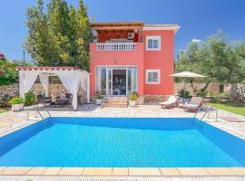 Karavomylos Villa Sleeps 2 Air Con WiFi, Karavomylos