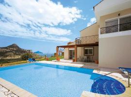 Archangelos Villa Sleeps 6 Air Con, Archángelos