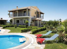 Kyra Chrysikou Villa Sleeps 6 Air Con WiFi, Gouviá