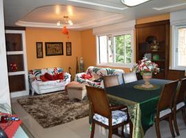 Rosa Apartamento Cobertura Araucárias 501, Gramado
