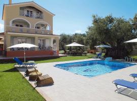 Tsilivi Villa Sleeps 8 Air Con WiFi, 蒂锡利维