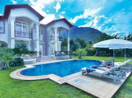Oludeniz Villa Sleeps 6 Air Con WiFi, Ölüdeniz