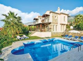Oludeniz Villa Sleeps 5 Air Con WiFi, Ölüdeniz