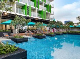 Ariyana Balcony Ocean View Serviced Apartment, Nha Trang