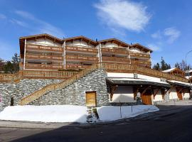 Crans-Montana Apartment Sleeps 8 WiFi, Crans-Montana