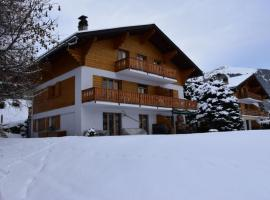 Verbier Apartment Sleeps 6 WiFi, Verbier