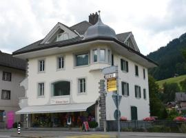 Zweisimmen Apartment Sleeps 8 WiFi, Zweisimmen