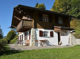 Saanenmoser Apartment Sleeps 9, Gstaad