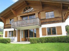 Schonried Apartment Sleeps 6 WiFi, Gstaad
