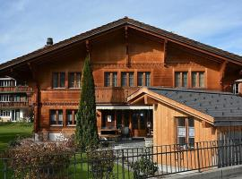 Gstaad Apartment Sleeps 6 WiFi, Gstaad