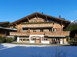 Unter-Gstaad Apartment Sleeps 4 WiFi, Gstaad