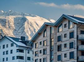 Andermatt Apartment Sleeps 4 WiFi, Andermatt