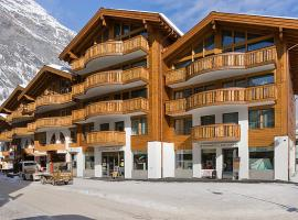 Zermatt Apartment Sleeps 4 Pool WiFi T031620, Zermatt