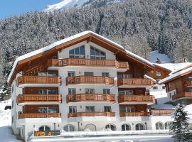 Leukerbad Apartment Sleeps 8 WiFi, Leukerbad
