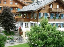 Adelboden Apartment Sleeps 10 WiFi, Adelboden