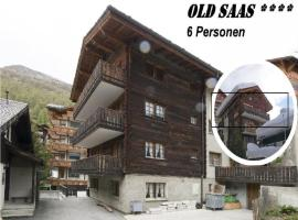 Saas-Fee Apartment Sleeps 8 WiFi, Saas-Fee