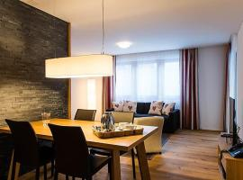 Engelberg Apartment Sleeps 6 WiFi T082260, Engelberg