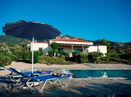 Kos Villa Sleeps 6 Pool WiFi, Miasto Kos