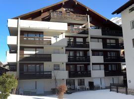Zermatt Apartment Sleeps 6 WiFi, Zermatt