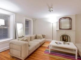 New York Apartment Sleeps 5 Air Con WiFi, Бруклин