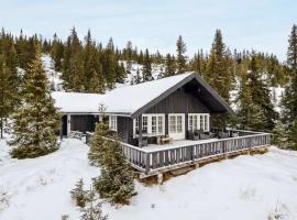 Liagrenda Villa Sleeps 11 WiFi, Kvitfjell
