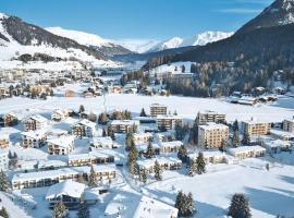 Davos Villa Sleeps 6 WiFi, Davos