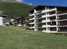 Saas-Fee Apartment Sleeps 6 WiFi, Saas-Fee