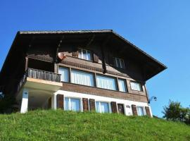 Schonried Apartment Sleeps 7 WiFi, Gstaad