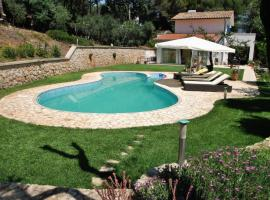 Stazione di Itri Villa Sleeps 6 Pool Air Con WiFi, Sperlonga
