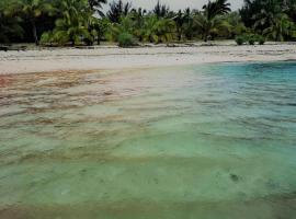Natura Nikao Beach Bungalow, Arorangi