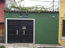 420 casa feliz, Antigua Guatemala